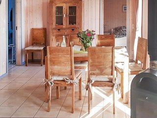 Amazing home in Rechlin w/ Sauna and 2 Bedrooms