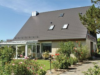 Beautiful home in Cuxhaven w/ WiFi and 1 Bedrooms