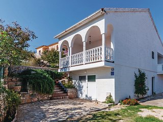Awesome home in Vinjerac w/ WiFi and 3 Bedrooms