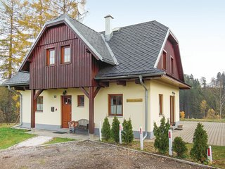 Nice home in Dolniky w/ WiFi and 3 Bedrooms (TBG195)