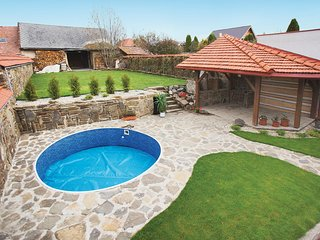 Nice home in Velky Slavkov w/ WiFi, 5 Bedrooms and Outdoor swimming pool