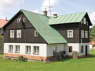 Beautiful home in Harrachov w/ 4 Bedrooms