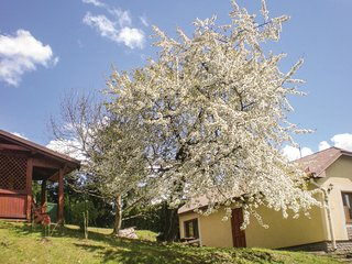 Stunning home in Krompachy w/ WiFi and 1 Bedrooms