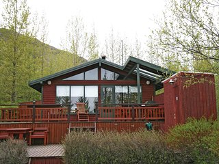 Stunning home in Laugarvatn w/ 2 Bedrooms