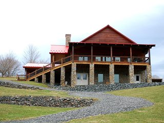 New River Retreat- Lodge & Events - West Jefferson NC