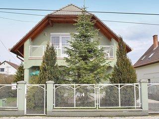 Amazing home in Balatonlelle w/ 2 Bedrooms (UBF013)