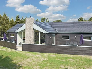 Beautiful home in Blåvand w/ Sauna, WiFi and 5 Bedrooms (P32282)