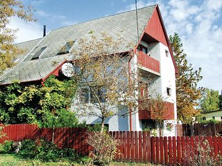 Nice home in Balatonfenyves w/ WiFi and 4 Bedrooms