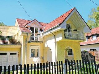 Stunning home in Balatonlelle w/ 2 Bedrooms (UBF156)