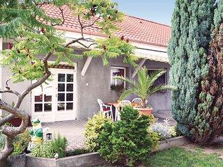 Amazing home in Balatonlelle w/ WiFi and 2 Bedrooms (UBF369)