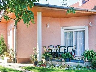 Stunning home in Balatonlelle w/ WiFi and 3 Bedrooms (UBF109)
