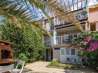 Awesome home in Novalja w/ WiFi and 0 Bedrooms