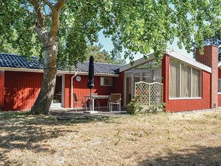 Nice home in Ebeltoft w/ WiFi and 3 Bedrooms (E4845)