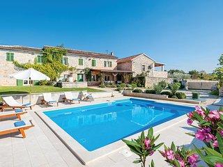 Authentiek vakantiehuis in het hart van Istrië (CIC104)