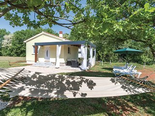 Awesome home in Marcana w/ WiFi and 1 Bedrooms