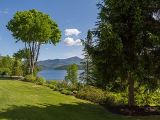 Lakeside 16: stunning location at Whiteface Club & Resort, 3 bedrooms, sleeps 8