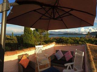 Grande Villa, Corse du Sud, Domaine privé de Cala Rossa,-30% Juillet/Août