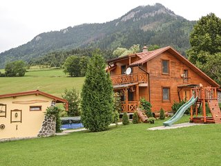 Amazing home in Liptovska Sielnica w/ 2 Bedrooms and Outdoor swimming pool