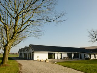 Luxury ground floor loft in rural area close to Leuven and Brussels