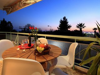 Relax by the Sea at Glyfada