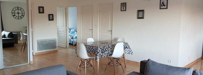 Ideal Cure ou Vacances a plusieurs ou en famille - Appartement 80m2 3 chambres