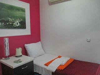 K5 Plus Single room, Budva center