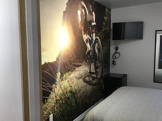 Hébergement La Villa. Du Charme chambre des cyclistes