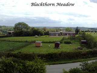 Blackthorn Lodge with WIFI and Children's Play Area