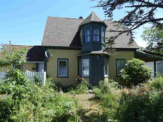 Ocean View Updated Authentic Architecture Within view of Oak Island