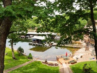 Relaxing Lake Getaway