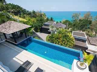 3-Bedroom Seaview Villa at Surin Beach