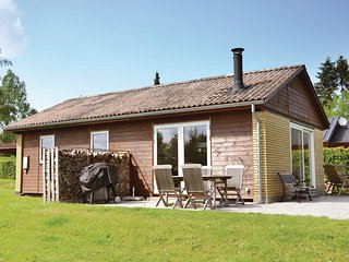 Stunning home in Kirke Hyllinge w/ WiFi and 2 Bedrooms (E16826)