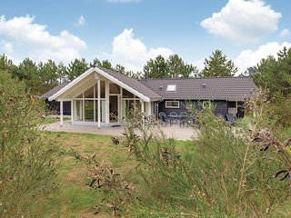 Awesome home in Sjællands Odde w/ Sauna, WiFi and 4 Bedrooms