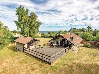 Amazing home in Sjaellands Odde w/ WiFi and 3 Bedrooms