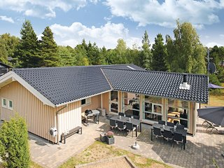 Stunning home in Rorvig w/ Sauna, WiFi and 4 Bedrooms
