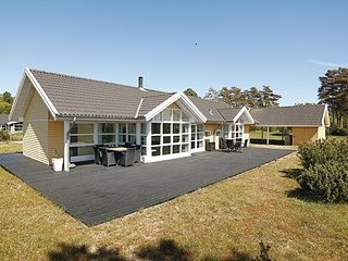 Stunning home in Aakirkeby w/ Sauna, WiFi and 4 Bedrooms (H0085)