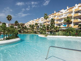 Awesome home in La Cala de Mijas with WiFi and 1 Bedrooms (EAN107)