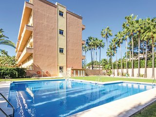 Awesome home in Las Chapas w/ WiFi and 1 Bedrooms