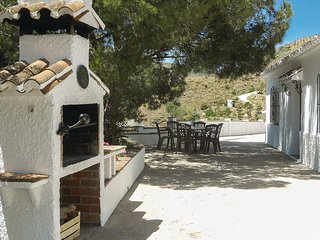 Beautiful home in El Borge w/ WiFi and 2 Bedrooms