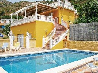Stijlvol vakantiehuis met zeezicht.