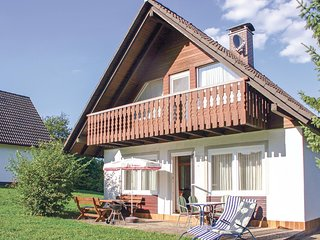 Beautiful home in Oberaula OT Hausen w/ 3 Bedrooms