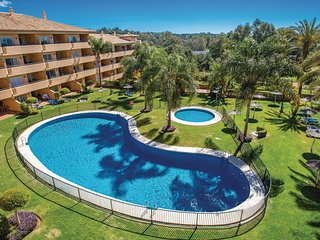 Nice home in Marbella-Elviria w/ WiFi and 2 Bedrooms