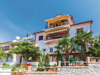 Nice home in Kostrena w/ WiFi and 3 Bedrooms