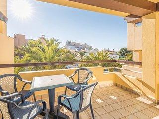 Beautiful home in Roquetas de Mar w/ WiFi and 1 Bedrooms (EAM066)
