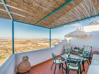 Nice home in Mojácar w/ WiFi and 1 Bedrooms