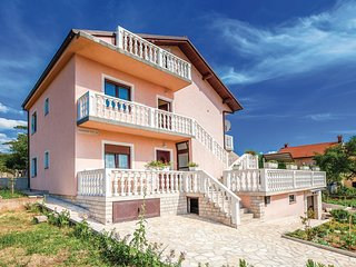 Awesome home in Kraljevica w/ WiFi and 3 Bedrooms (CKC848)