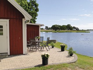 Awesome home in Blekinge län w/ WiFi and 2 Bedrooms