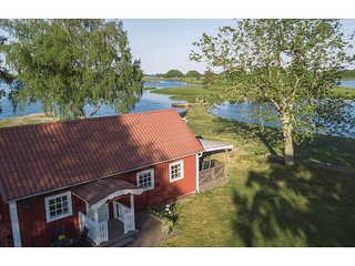 Amazing home in Fågelmara w/ WiFi and 2 Bedrooms