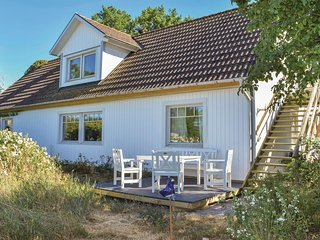 Awesome home in LISTERBY w/ WiFi and 1 Bedrooms