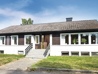 Nice home in Tingsryd w/ WiFi and 7 Bedrooms